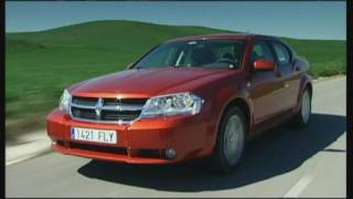 Dodge Avenger - Rental Car Review videos