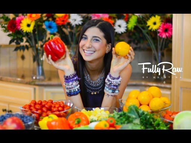 FullyRaw Food Combining