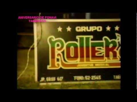 LOS ROLLERS EN EL ANIVERSARIO DE FONAVI TARAPOTO 1989