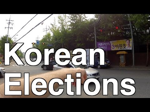 Korean Elections