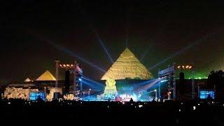 ????? ?? ???? ???? ??????????.??? Yanni? Concert in egyptian Pyramids