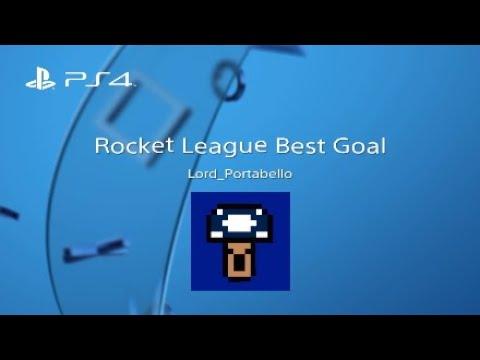 Rocket League Best Goals