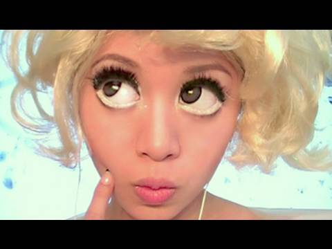 Lady Gaga Bad Romance Look, Who isn't Gaga crazy? This look was requested, and I apologize for taking so long to do it, I was terribly busy over the holidays, but here it is! Enjoy! I k...