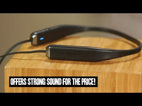 Sol Republic Shadow Wireless: New neckband-style Bluetooth headphone sounds better than competition