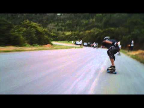 Bob Burniquist Multilaser Sportcam - Skate Downhill Espirito Santo