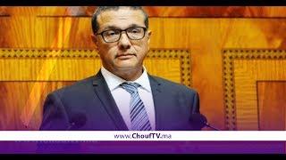 تفاصيل إقالة وزير الاقتصاد من حكومة العثماني بقرار ملكي | بــووز