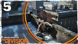Tom Clancy's The Division. #5: Беготня по крышам.