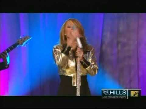 Mariah Carey - We Belong Together Live Performances