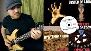Every System Of A Down Song in 4 Minutes