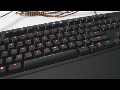 #1564 - Func KB-460 Mechanical Keyboard Video Review