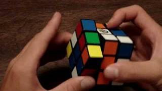 How To Solve A Rubik's Cube Easy Beginner Method One