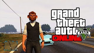 GTA 5 ONLINE: How To Wear A Mask And Glasses! Mask And Sun Glasses Together Glitch! (GTA 5 Glitches)