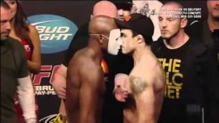 Vitor Belfort VS Anderson Silva UFC 126 Vegas