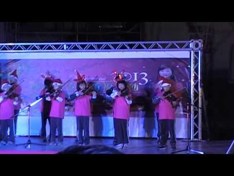 102-12-24心動廣場小提琴表演