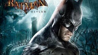 Batman Arkham Asylum HD En Español [2/13]