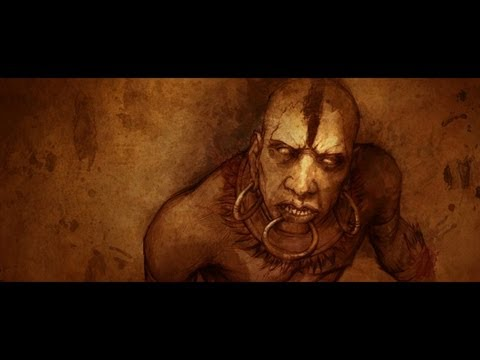 Diablo III 'Witch Doctor' Trailer