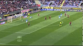 Cagliari-Napoli 0-3 31a giornata di Serie A TIM 2014/2015 HL (90 sec)