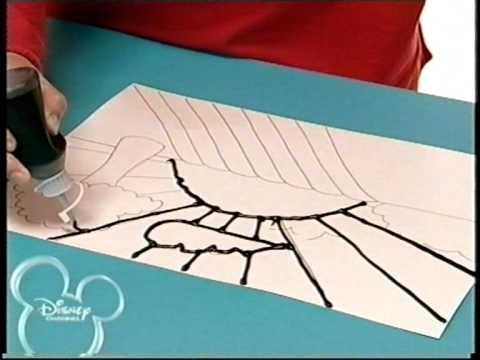 Imitar una vidriera art attack youtube - Art attack manualidades ...