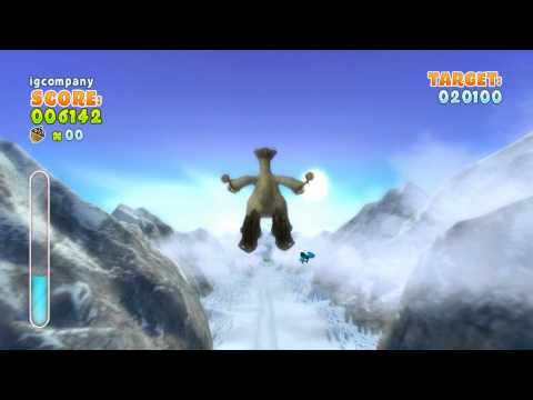 Ice Age 4 Continental Drift Gameplay Event 2 HD