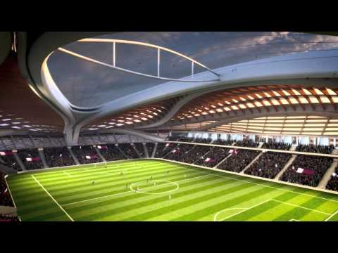 AECOM designs the Al Wakrah Stadium