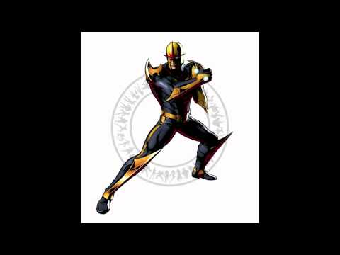 Ultimate Marvel vs Capcom 3 - Theme of Nova