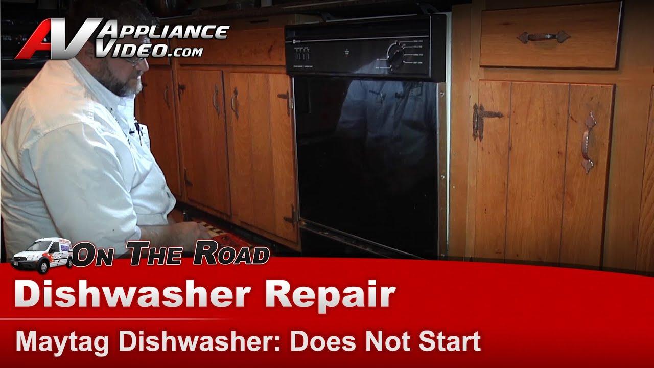 Dishwasher Repair Diy Maytag Appliance Mah4000aww Wiring Information Series 45 Photos Of