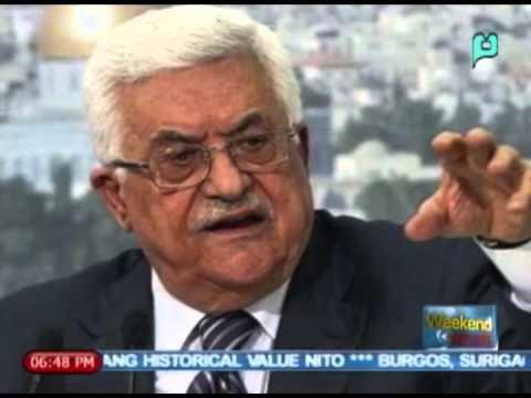 [The Weekend News] Palestinian leader Mahmoud Abbas, bibisita sa White House [03|16|14]