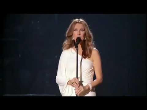 Celine Dion LIVE in Las Vegas Ne Me Quitte Pas FULL!! RARE!