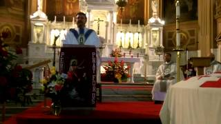 Fr. Peter Mary Rookey Funeral-Our Lady Of Sorrows 9-15-14