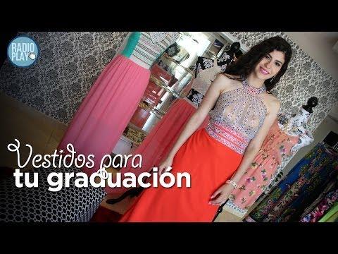 Tips para elegir tu vestido de graduación
