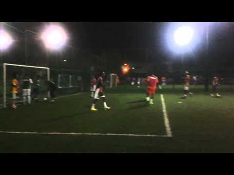 Gol do Tudão Belo - Treino Belo Futebol Show dia 21-01-14
