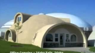 Монолитный купол на пневмоопалубке