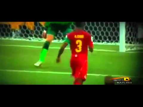 Germany vs Ghana 2 - 2 Full Highlights World Cup 2014