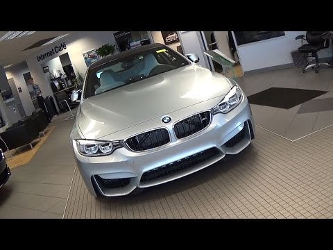 2015 BMW M4: Review