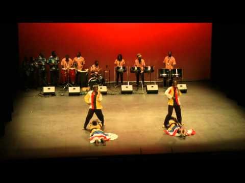 Antigua and Barbuda's typical dance 3