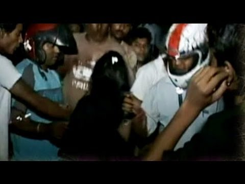 Outrage over Guwahati molestation