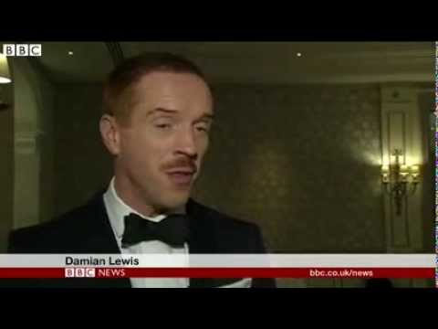 Damian Lewis: The UK produces the best theatre (17 November 2013)