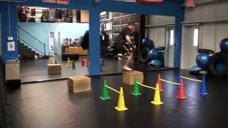 N.Y. Islanders, NHL Enforcer, Trevor Gillies Trains At