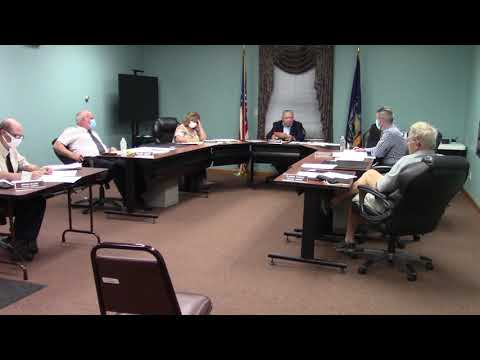 Champlain Town Board Meeting 9-8-20