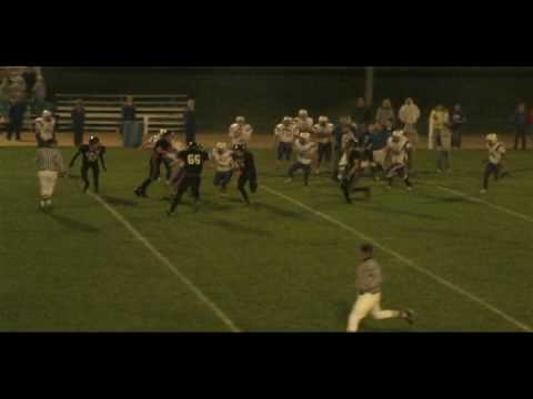 2 Back Running Plays 8 Man Offense