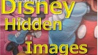 Cartoon Conspiracy Theory Disney Movies Full Of Sex And