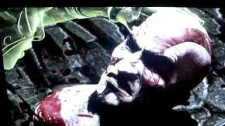 MORTE DE KRATOS-GOD OF WAR 3