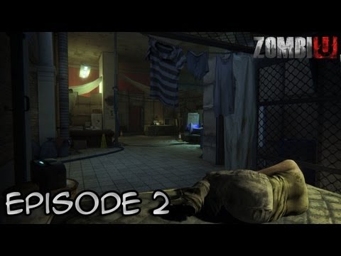 ZombiU - L'aventure Horrifique | Direction buckingham Palace | Episode 2