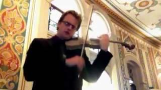 Amazing 3D Printed 'Stradivarius' Violin: Demo by Simon Hewitt Jones
