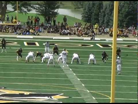 Matt Sewell 2012 Highlight Video - McMaster Marauders