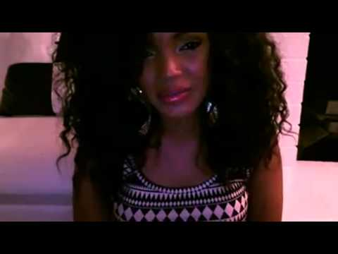 Sexy Ethiopian girl Lily Sings   Ene Ewedihalehu   እኔ እወድሀለሁ