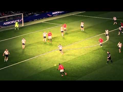 Juan Mata   Best Passes   Manchester United