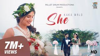 SHE Kaka Ft Kanika Mann Video HD Download New Video HD