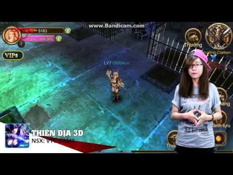 Video Clip Đánh giá Thiên Địa 3D