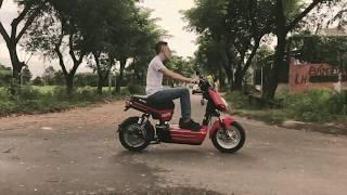 Thử chạy xe điện PEGA Crazy Bull 2 từ TP. HCM đến TP Bà Rịa, hơn 90 km một lần sạc